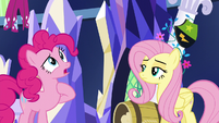 """Pinkie """"we can't get rid of the cannons"""" S5E3"""