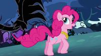 Pinkie Pie teases the vine S4E02