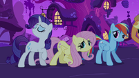 "Twilight's friends ""charity, compassion"" S03E13"