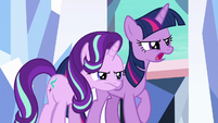 "Twilight ""get away from the changeling!"" S6E16"