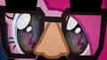 Pinkie Pie's memories cycle in her eyes BFHHS4.png