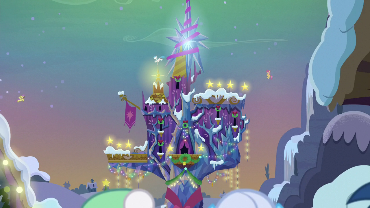 Ponies 'Oh what a sight' S06E08.png