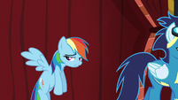"Rainbow ""I understand"" S5E15"