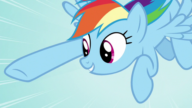 "File:Rainbow Dash ""We need those leaves"" S05E05.png"