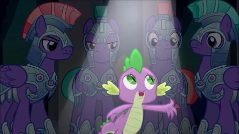 Norwegian MLP FIM - A changeling can change