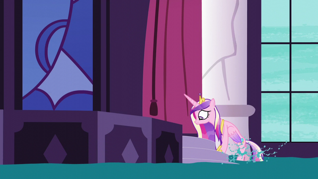 File:Princess Cadance climbs onto summit stage S5E10.png