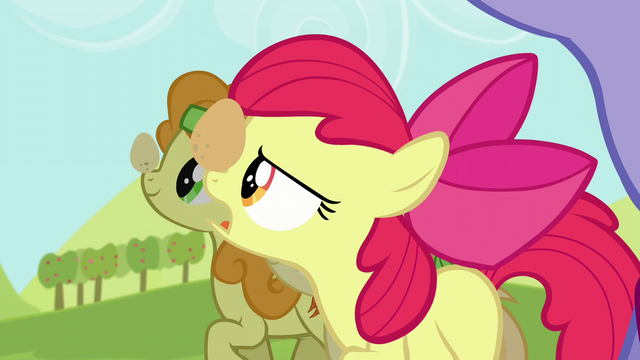 "File:Apple Bloom ""I'm goin' as fast as I can!"" S5E17.png"