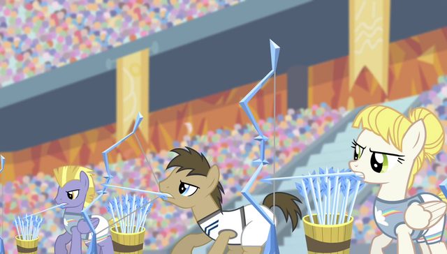 File:Archers firing ice arrows S4E24.png