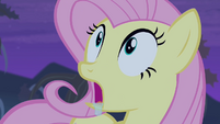 Fluttershy drooling S4E07