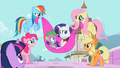 Rarity and Spike safe and sound S02E10.png