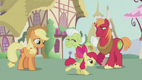 Apple Bloom goes to join the party S5E18