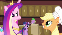 Applejack squee S2E25