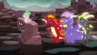 """Garble """"It's our old friend"""" S6E5"""