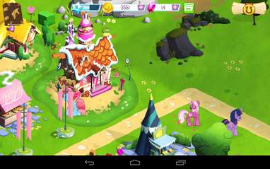 My Little Ponies Mobile