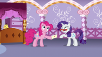 """Pinkie """"since I was heading over anyway"""" S5E14"""