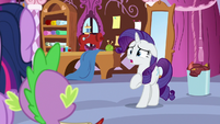 "Rarity ""I don't know if I'll ever be able"" S6E22"