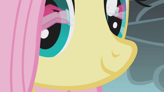 File:Fluttershy watches Pinkie jump over the cliff S1E07.png