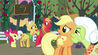"Grand Pear ""never should've left"" S7E13"