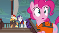 Pinkie and Rarity looking at the storm S6E22.png