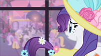 Rarity no reason S2E9