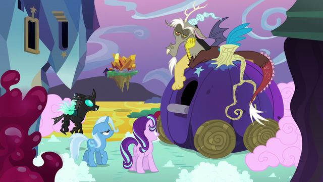 File:Starlight Glimmer explains the situation to Discord S6E25.png