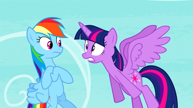 File:Twilight Sparkle shouting at Rainbow Dash S4E21.png