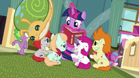 Twilight reads as Whammy bounces away S7E3