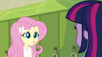 "Fluttershy ""how did you know?"" EG"