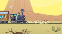 Pony Powered Train S1E21