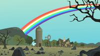 Rock Farm rainbow S1E23