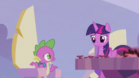 "Spike ""how are we gonna set things right?"" S5E25"