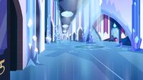 Crystal Castle Hallway S3E12