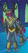 FIENDship is Magic issue 2 King Vorak