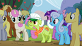 Granny Smith pops out from crowd S2E15.png