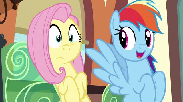 """File:Rainbow """"If that doesn't get you in 'the zone'"""" S6E18.png"""