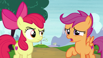 "Scootaloo ""I wish we could say"" S7E6"