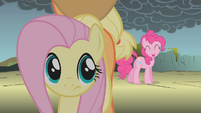 Pinkie Pie mentions Spike S1E07