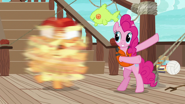 File:Pinkie Pie spins Applejack around S6E22.png
