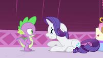 Rarity 'Oh, Spike' S4E13