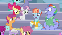"Windy Whistles ""what a gripping tale!"" S7E7"