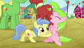 Apple Flora tickling Candy Caramel Tooth S3E8.png