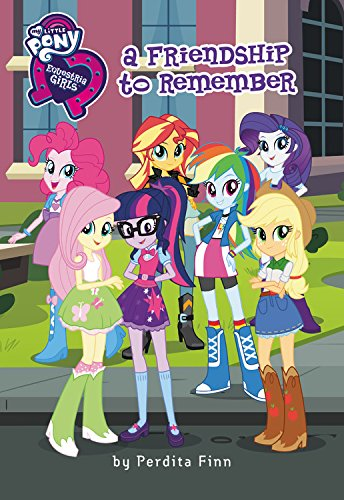Image Equestria Girls A Friendship To Remember Cover Jpg