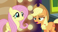 "Applejack ""bringin' Flim and Flam back together"" S6E20"