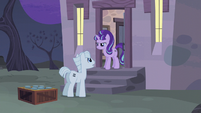 """Double """"but I don't understand why you wanted me to bring them here"""" S5E02"""