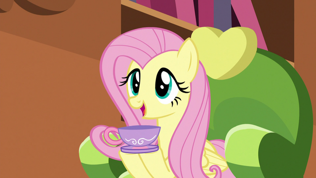File:Fluttershy holding a teacup S5E7.png