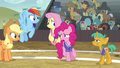 """Pinkie Pie """"Braeburn is really good!"""" S6E18.png"""