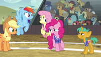 "Pinkie Pie ""Braeburn is really good!"" S6E18"