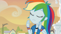 "Rainbow Dash ""that's cool"" EG2"