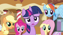 Twilight didn't mean it S2E23