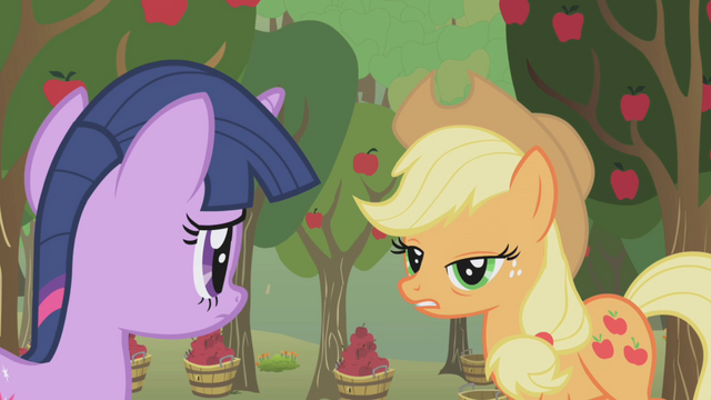 """File:Applejack """"just here for the Apple family reunion"""" S1E04.png"""